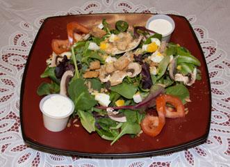 S4- Mesclum Salad